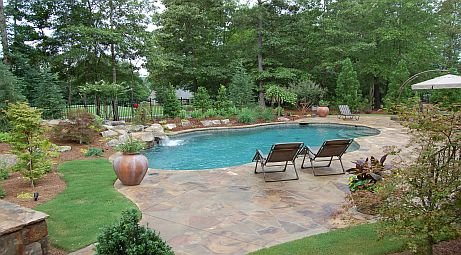 Enjoy the Added Luxury of Swimming Pools!