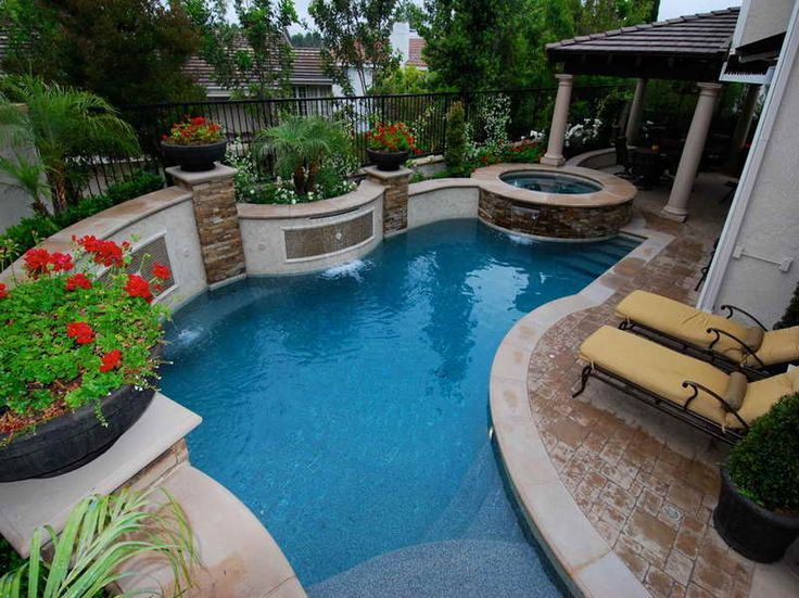 The Best Small Pool Designs For Small Suburban Yards